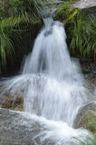 Nice waterfall Stock Photography