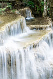 Nice waterfall in thailand Stock Photo