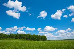 Nice weather Royalty Free Stock Image