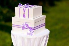 Nice wedding present Stock Image