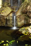 Nice wee waterfall Stock Photo