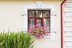 Nice window Stock Photos