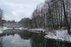 A Nice winterday Stock Image