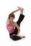 Nice woman and nice workout Royalty Free Stock Photos