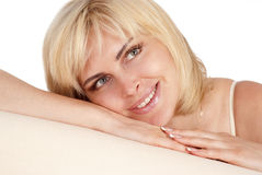 Nice woman portrait Royalty Free Stock Photography