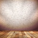 Nice wooden floor background. EPS 10. This is editable vector illustration Royalty Free Stock Image