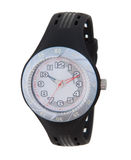 Nice wristwatch isolated  Stock Photo