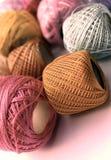Nice yarn Royalty Free Stock Photos