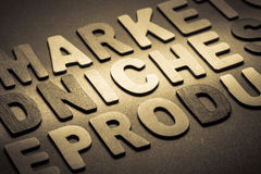Niche Royalty Free Stock Images