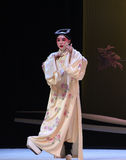 "The niche Zhang Junrui-Kunqu Opera ""the West Chamber"" Stock Photo"
