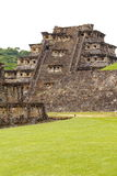 Niches pyramid tajin II Stock Photography