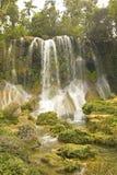 The Nicho waterfall Stock Image