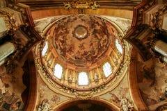 Nicholas świątobliwy Kościół Obrazy Royalty Free