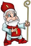 святой nicholas Стоковое фото RF