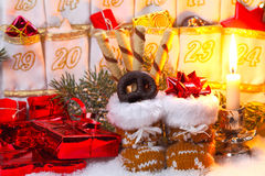 Nicholas Eve Stock Image