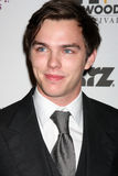 Nicholas Hoult Stock Photo