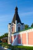 Nicholas Ilinskaya Chapel, Transfiguration monastery, Murom, Rus Stock Photography