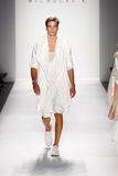 Nicholas K - New York Fashion Week Stock Image