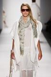 Nicholas K - Semaine de mode de New York images libres de droits