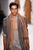 Nicholas K - Semaine de mode de New York photographie stock