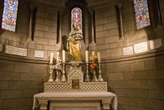 nicholas katedralny święty obraz stock