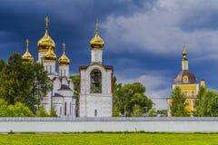 Nicholas Monastery Royaltyfri Fotografi