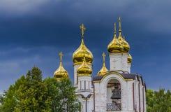 Nicholas Monastery Royaltyfria Foton