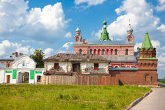 Nicholas Monastery Royalty Free Stock Image