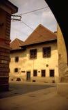 Nicholas Prison, Kosice, Slowakei Stockfotos