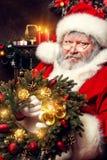 Nicholas Santa Fotografie Stock