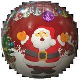 Nicholas, Santa Claus, Ball Royalty Free Stock Image