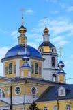 Nicholas Shartomsky Monastery, église de porte Images stock