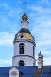 Nicholas Shartomsky Monastery. Gate Church, fragment Stock Photo