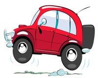 Nicht für den Straßenverkehr Auto Lizenzfreies Stockbild