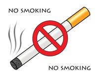 Nichtraucher Lizenzfreies Stockfoto