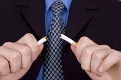 Nichtraucher! Stockbild
