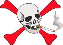 Nichtraucher. Lizenzfreie Stockfotos