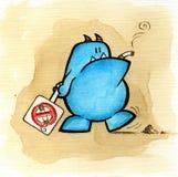 Nichtraucher Lizenzfreie Stockfotografie