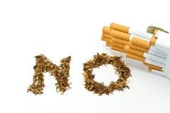 Nichtraucherzeichen Lizenzfreies Stockbild