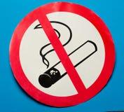Nichtraucherzeichen Stockbild