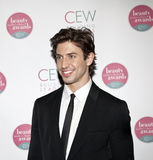Nick Adams. NEW YORK, NY - MAY 20: Actor Nick Adams attends the 2011 Cosmetic Executive Women Beauty Awards at The Waldorf-Astoria Hotel on May 20, 2011 in New royalty free stock photo