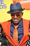 Nick Cannon. LOS ANGELES, CA - MARCH 28, 2015: Nick Cannon at the 2015 Kids Choice Awards at The Forum, Los Angeles Royalty Free Stock Photos