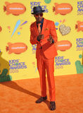Nick Cannon. LOS ANGELES, CA - MARCH 28, 2015: Nick Cannon at the 2015 Kids Choice Awards at The Forum, Los Angeles Stock Photos