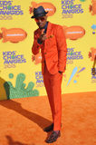 Nick Cannon. LOS ANGELES, CA - MARCH 28, 2015: Nick Cannon at the 2015 Kids Choice Awards at The Forum, Los Angeles Royalty Free Stock Photography