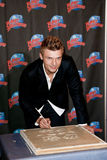 Nick Carter Stock Photo