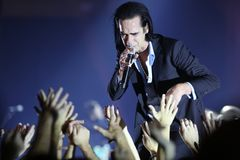 Nick Cave Royalty Free Stock Photography