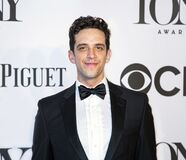 Nick Cordero at the 2014 Tony Awards