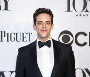 Nick Cordero at the 2014 Tony Awards