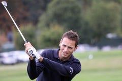 Nick Dougherty, Vivendi golf cup, sept 2010 Royalty Free Stock Photos