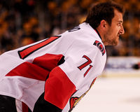 Nick Foligno Ottawa Senators Stock Image